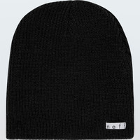 Neff Daily Beanie Black One Size For Men 15726510001