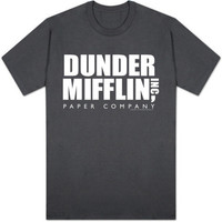 Dunder Mifflin Paper funny The Office