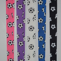 Soccer Lanyards in a Variety of Colors