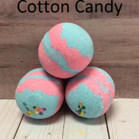 Cotton Candy - Bath Bomb