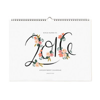 2016 Appointment Wall Calendar