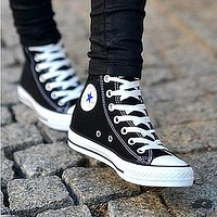 Converse Fashion Reflective Sneakers Hight top Sport Shoes(5-Color)