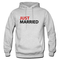 Just Married2 HOODIE