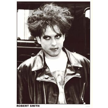 The Cure Robert Smith Solo Poster 23x33