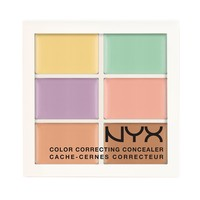COLOR CORRECTING CONCEALER PALETTE | NYX Cosmetics