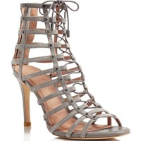 Joie Rhoda Caged Lace Up High Heel Sandals | Bloomingdales's
