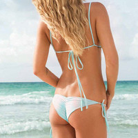 The Girl and The Water - Tori Praver - Sage Bottom Desert Willow Butter - $93