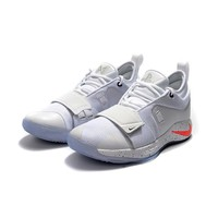 """PlayStation x Nike PG 2.5 """"White Gray"""" - Best Deal Online"""