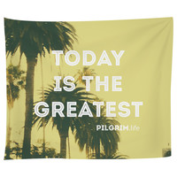 The Greatest Day Tapestry