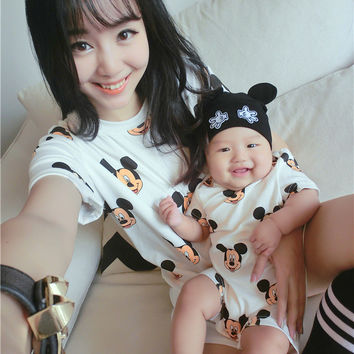 Mommy & Me matching outfit for infant or toddler