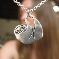 Little Sloth necklace
