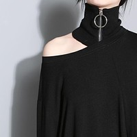 Diagho Collar Choker - Black