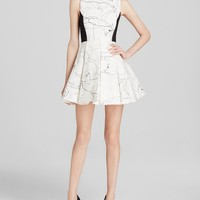 alice and olivia cat dress - Google Search