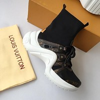 Louis Vuitton Lv Archlight Sneaker Boot #1921