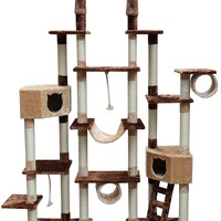 One of Our Largest Cat Tree Furniture for Cattery Use