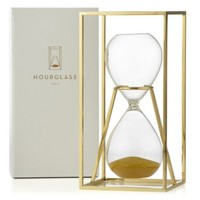 Hanging Hourglass   Office   Office & Organization   Decor   Z Gallerie
