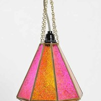 Magical Thinking Moroccan Pendant - Pink One