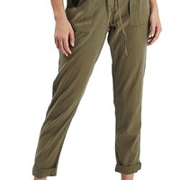 Topshop Utility Tapered Trousers   Nordstrom