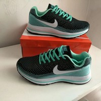 """Nike"" Women Sport Casual Multicolor Flyknit Sneakers Fashion Running Shoes"