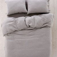 T-Shirt Jersey Duvet Cover   Urban Outfitters