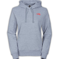 The North Face Women's Extended Sizes WOMEN'S EMB LOGO PULLOVER HOODIE