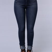 Rodeo Drive Jeans - Dark