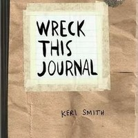 Wreck This Journal, Paper bag (Expanded Ed.)