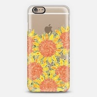 SUNFLOWERS FOREVER TRANSPARENT ~  get $10 off using code: 5A7DC3