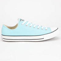 Converse Chuck Taylor All Star Low Shoes Aqua  In Sizes