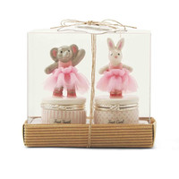 PRINCESS ELEPHANT TOOTH & CURL SET BY MUDPIE