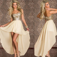 New Fashion Summer Sexy Women Mini Dress Casual Dress for Party and Date = 4723250116
