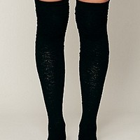 Free People  Tudor Tall Sock at Free People Clothing Boutique