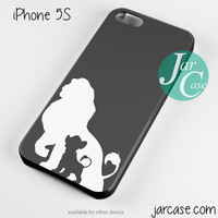 Simba Lion king Phone case for iPhone 4/4s/5/5c/5s/6/6 plus