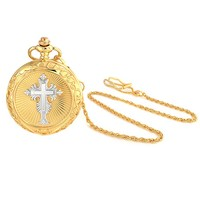 Bling Jewelry Pious Pocket Watch