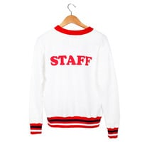 Staff Sweatshirt