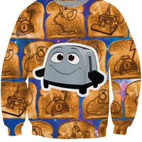 The Brave Little Toaster Crewneck Sweatshirt