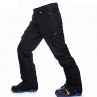 Winter Ski Pants Men Waterproof Thermal Snowboard Snow Pants Male Thicken Breathable Windproof Outdoor Mountain Skiing Trousers