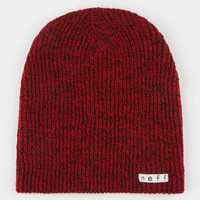 Neff Daily Beanie Red/Black One Size For Men 17667132901