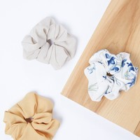 Throwback Scrunchie Set