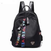 Love Fashion Leisure Small Backpack