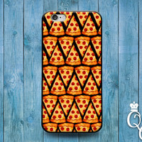 iPhone 4 4s 5 5s 5c 6 6s plus iPod Touch 4th 5th 6th Generation Cover Funny Custom Pizza Slice Phone Case Cute Food Foodie Fun Creative Cool