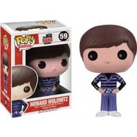 POP! Big Bang Theory | Howard Vinyl Figure