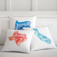 Home State Pillow Cover