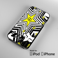 Fox Racing V3 Rockstar Dungey A0267 iPhone 4 4S 5 5S 5C 6, iPod Touch 4 5 Cases