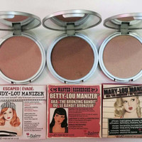 """The Balm"" Cosmetics Betty Lou Cindy Lou Manizer Blush Bronzer"