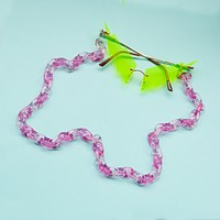 Passion Fruit Linked Sunglasses Chain