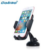 Universal mobile phone holder 360 degree rotation cobao phone accessories for iPhone 6s 7 Plus Samsung Galaxy s4 s5 s6 GPS