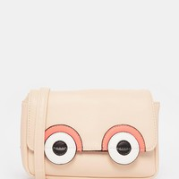 ASOS Novelty Big Eyes Cross Body Bag