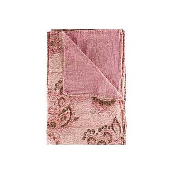 """50"""" x 70"""" Multi-colored Eclectic, Bohemian, Traditional - Throw Blankets"""