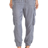 BLANKNYC Cargo Pant in Gray